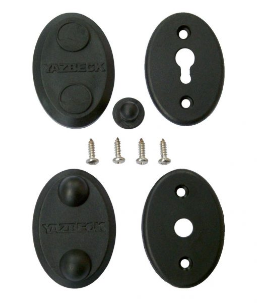 Yazbeck-Replacement-Clips-black