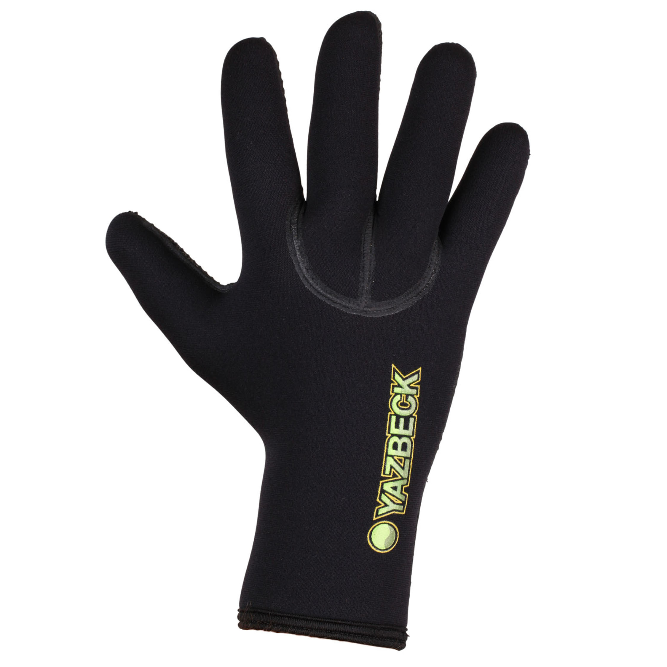Yazbeck-ALLBLACK-Thermoflex-Titanium-Gloves-3mm-Spearfishing
