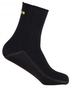 Yazbeck-All-Black-Thermoflex-Socks-Titanium-Spearfishing-SKU66130