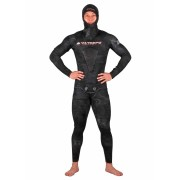 Yazbeck-Carbone-Wetsuit-2mm-3.5mm-5mm-Abyss-Black-Titanium-Spearfishing-Freediving