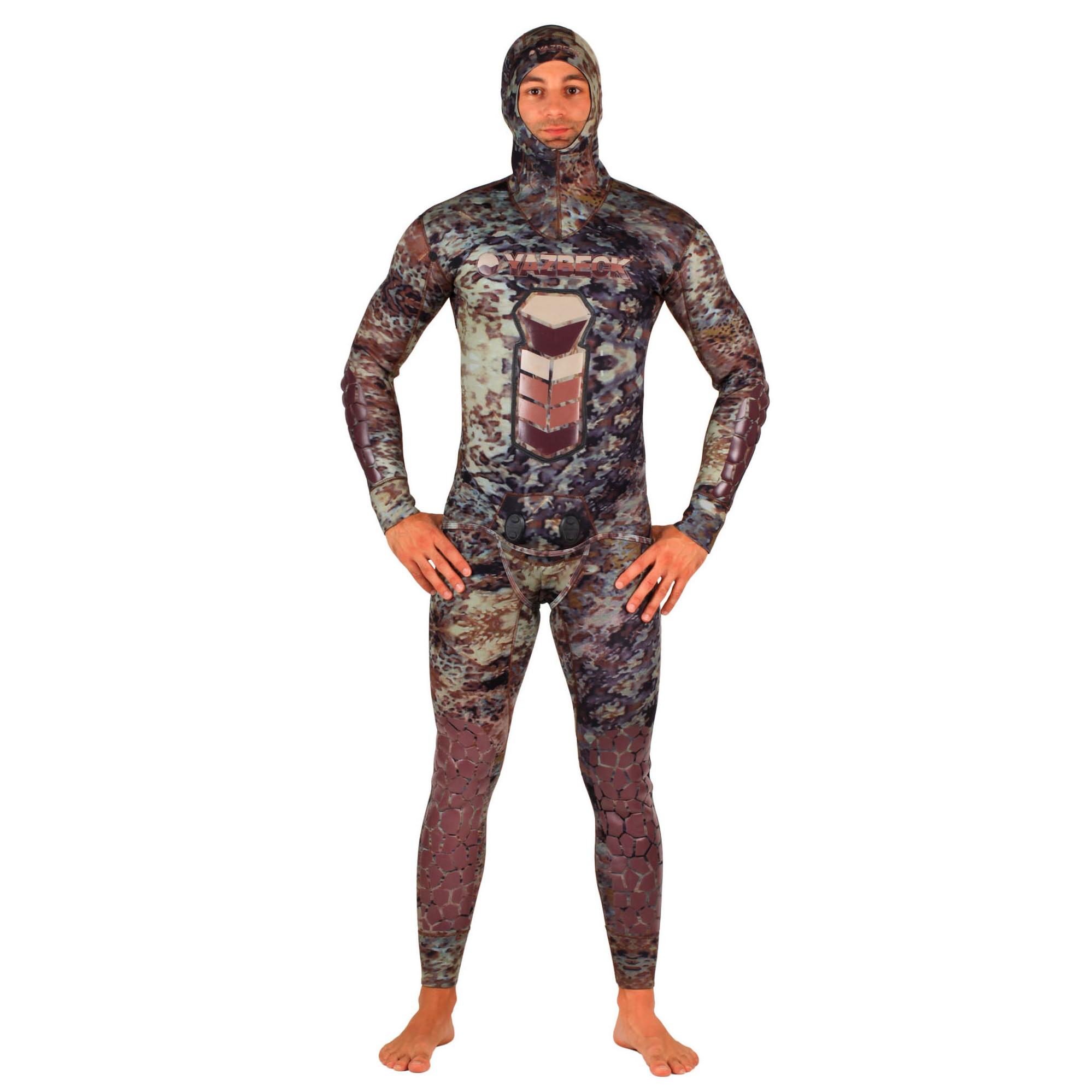 Yazbeck-Hamour-Scorpionfish-Wetsuit-1.5mm-3.5mm-5.5mm-7.5mm-Open-Cell-Titanium-Spearfishing
