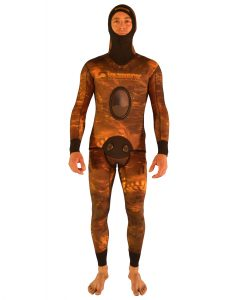 Yazbeck-Kelpstalker-Wetsuit-3mm-5mm-7mm-Silver-Titanium-Spearfishing-Freediving-SKU#515130