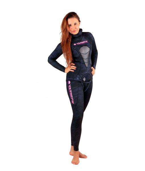 Yazbeck-Carbone-Wetsuit-Women-Spearfishing-3.5mm